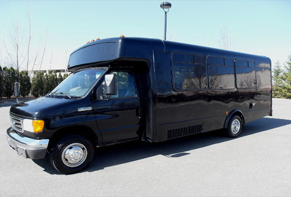 18 Passenger Party Buses Akron