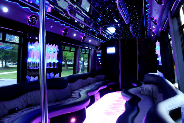 22 Seater Party Bus Akron OH