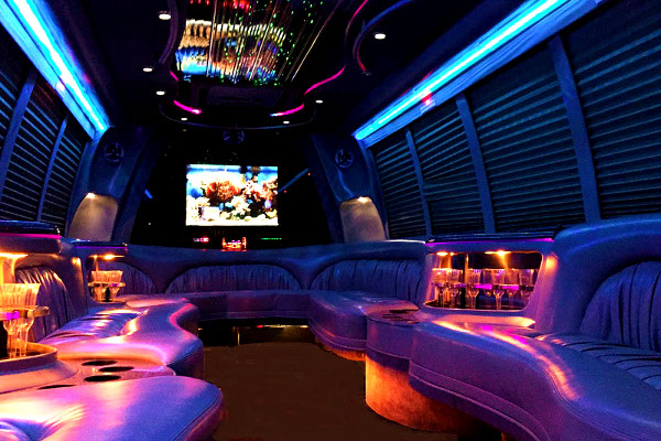 Akron 18 Passenger Party Bus