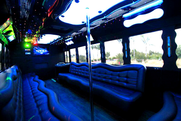Party Bus For 40 People Akron