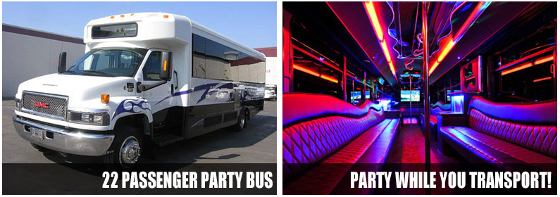 Party Bus Rentals Akron