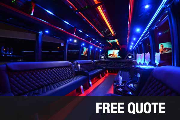 Party Buses For Rental Akron