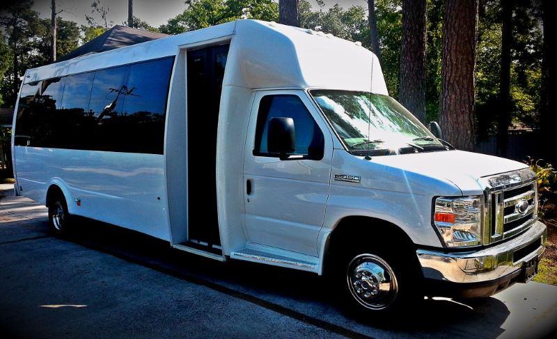 Akron 22 Passenger Party Bus