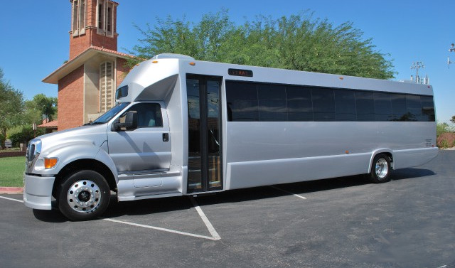 Akron 40 Person Shuttle Bus